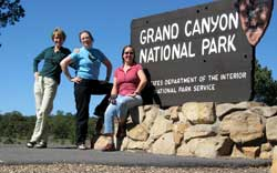 Canyon sign